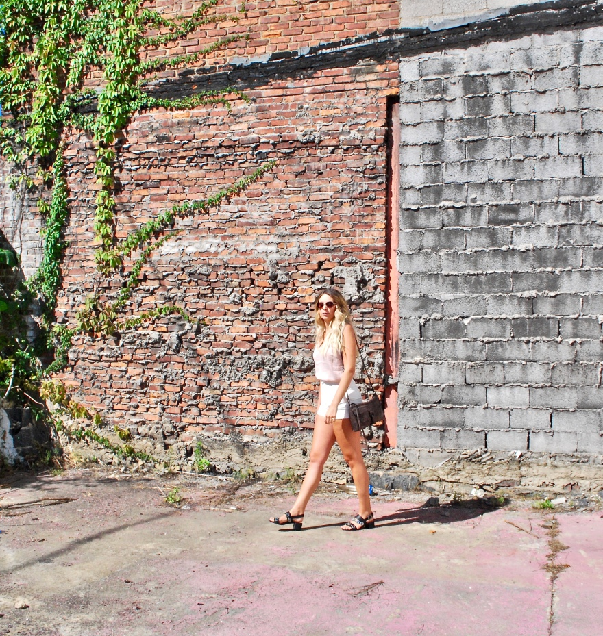 Bourbon + Vine Outfit post